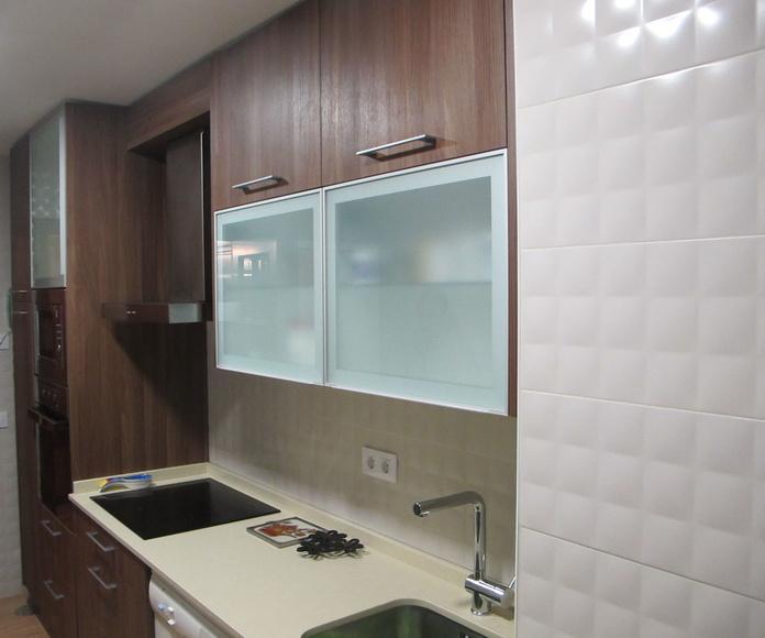 Diseños Cocinas MC  Proyecto Realizado en Carabanchel MADRID : Catálogo de Diseño en Cocinas MC