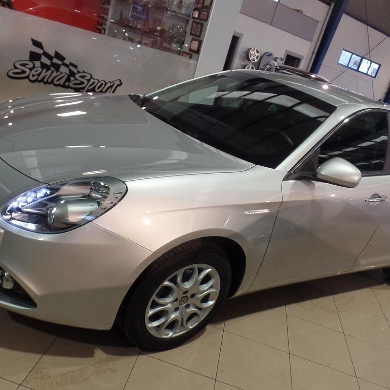 ALFA ROMEO Giulietta 1.6 JTDm 120cv Super (9561-JRV): Servicios Peugeot de Senra Sport