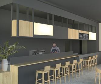 Plateruena: Durangoko Kafe Antzokia.: Servicios y proyectos de Maurtua Arquitectos