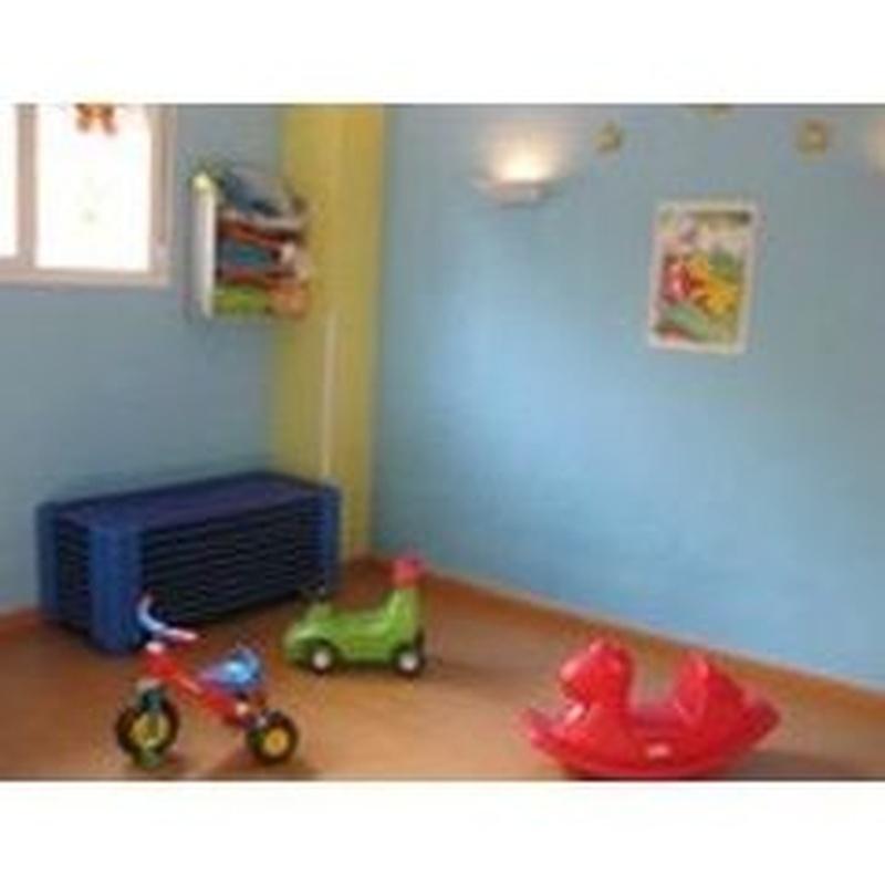 Servicio dormitorio: Servicios de Centro Infantil  Arco Iris