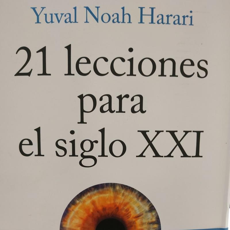 21 LECCIONES PARA EL SIGLO XXI: SECCIONES de Librería Nueva Plaza Universitaria