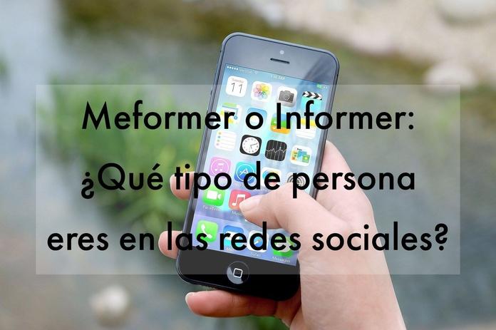 Meformer o Informer: ¿Qué tipo de persona eres en las redes sociales?