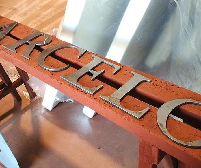 Cerrajería / Cerramientos: Productos de Metalistería Barceló