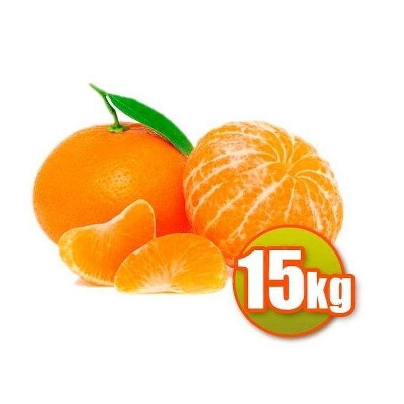 Mandarinas 15 kg: Productos de Naranjas Julián