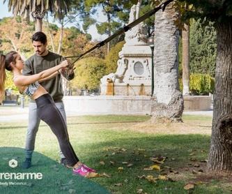 Preparación física para deportes: Servicios de Iñaki López Entrenamiento Personal