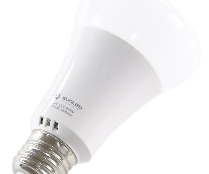 Bombilla LED 120º 9W