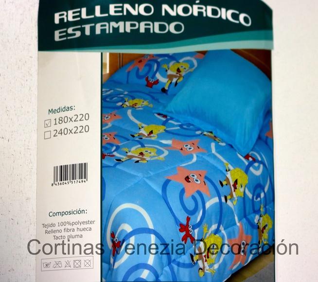 Relleno Esponja y Estrella: Catálogo de Venezia Decoración