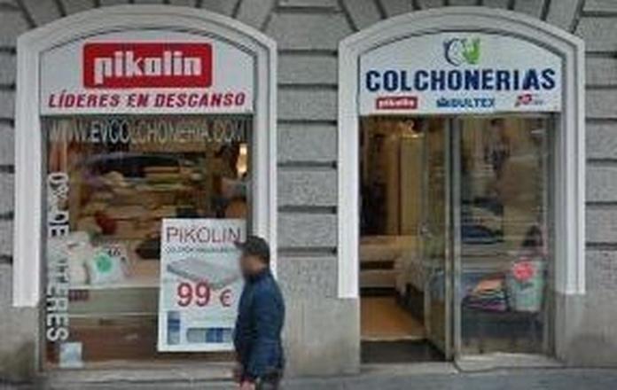 EV Colchonerías: La tienda Pikolin Premium de Bilbao