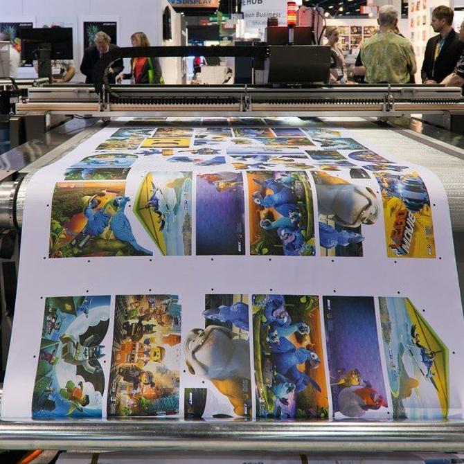 ¿Sabes qué es la impresión offset?