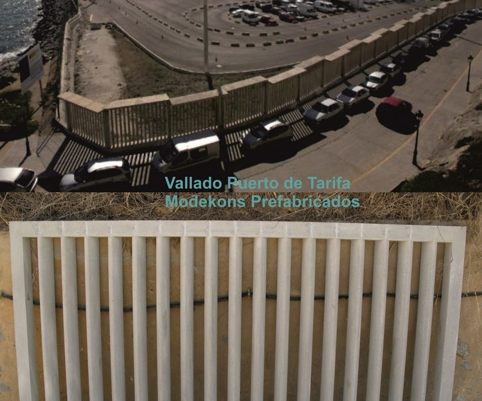 Vallados (Puerto de Tarifa)