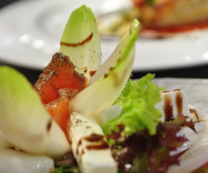 Comida para grupos : Productos y Servicios   de Restaurante La Cocinilla - Apartamentos Casa Montse