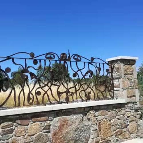 Trabajo realizado en agarejos de la carballeda, tierra sanabresa  (Zamora )