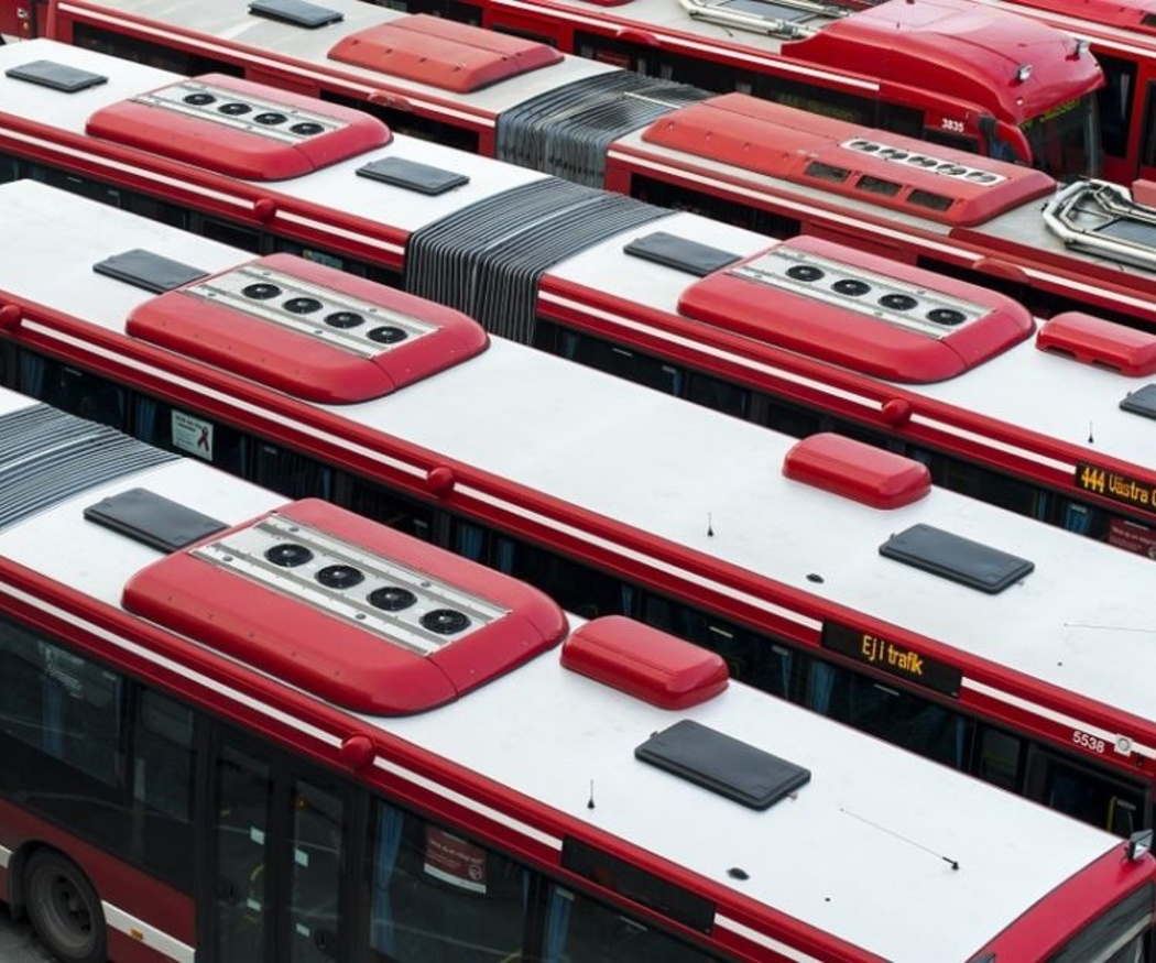 La línea de autobús más larga del mundo