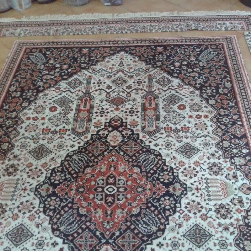 Modificación de tamaño: Reparación de alfombras de Taller de Alfombras