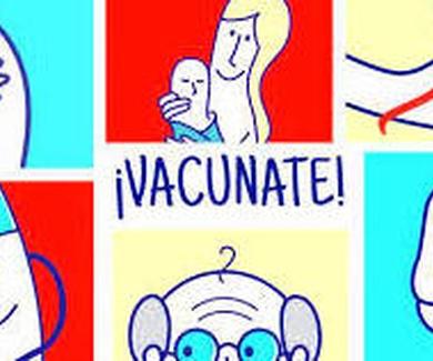 Información sobre el calendario de vacunas