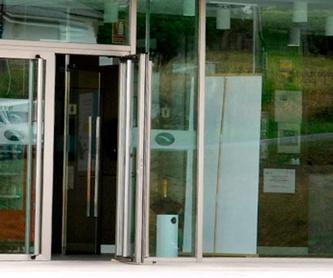 Fachadas estructurales: Servicios de Vidrios Coruña
