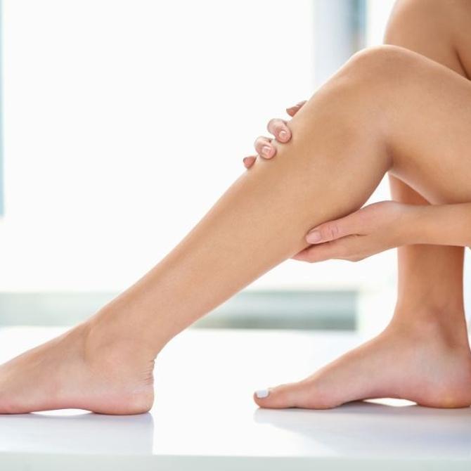 ¿Has probado la depilación con cera tibia?