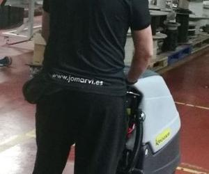 Empresa de limpieza en Getafe: Jomarvi