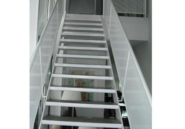 Escaleras metálicas de diseño