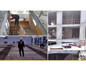 Construcción Sant Feliu Abolafio