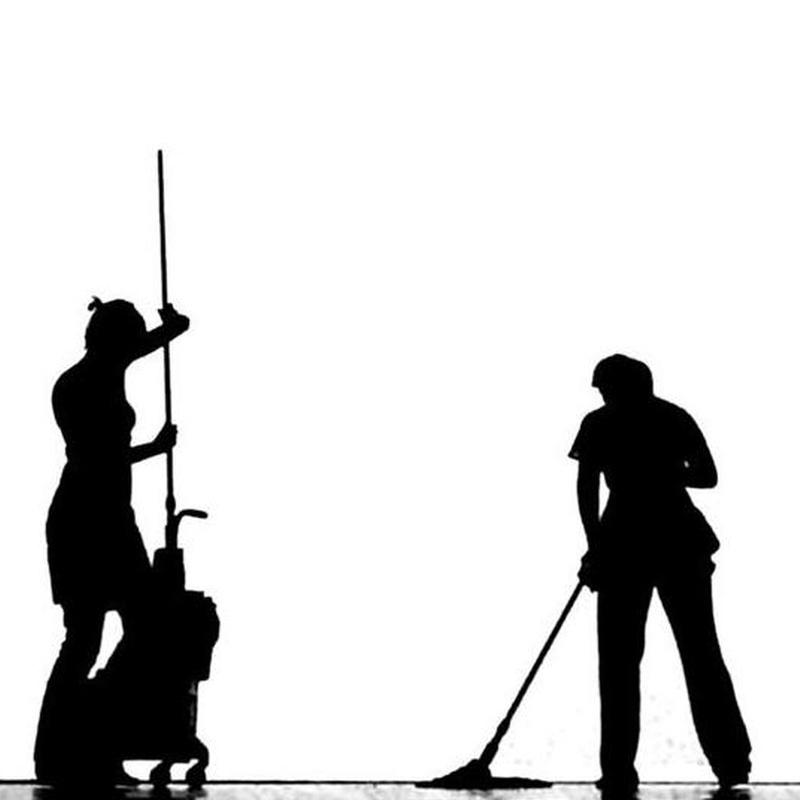 Servicios destacados: Servicios de Limpiezas Pina