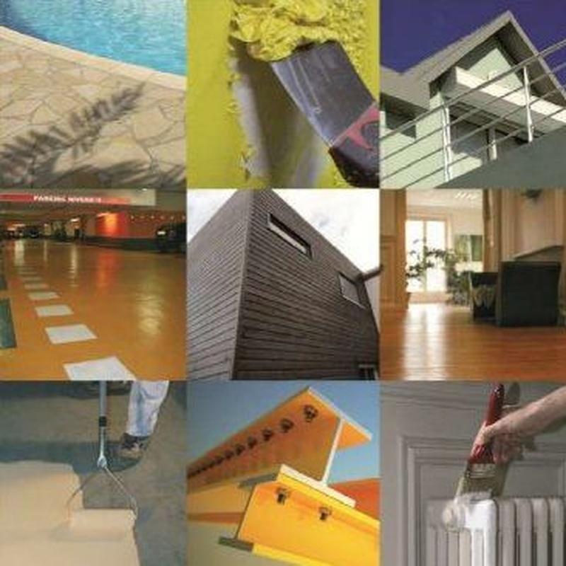 Comus: Productos y servicios de Dicerfer
