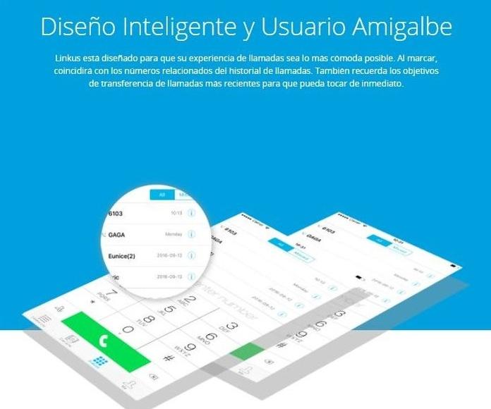Central  Cloud PBX: Productos y servicios de Easysat Comunicaciones