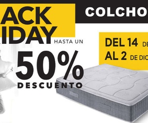 Black Friday del Colchón 2019