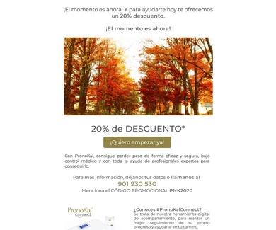 Pronokal otoño 2020