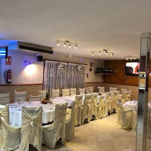Restaurantes para celebraciones Valdemorillo