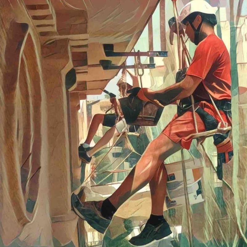 Trabajos verticales: Servicios de Vèrtic