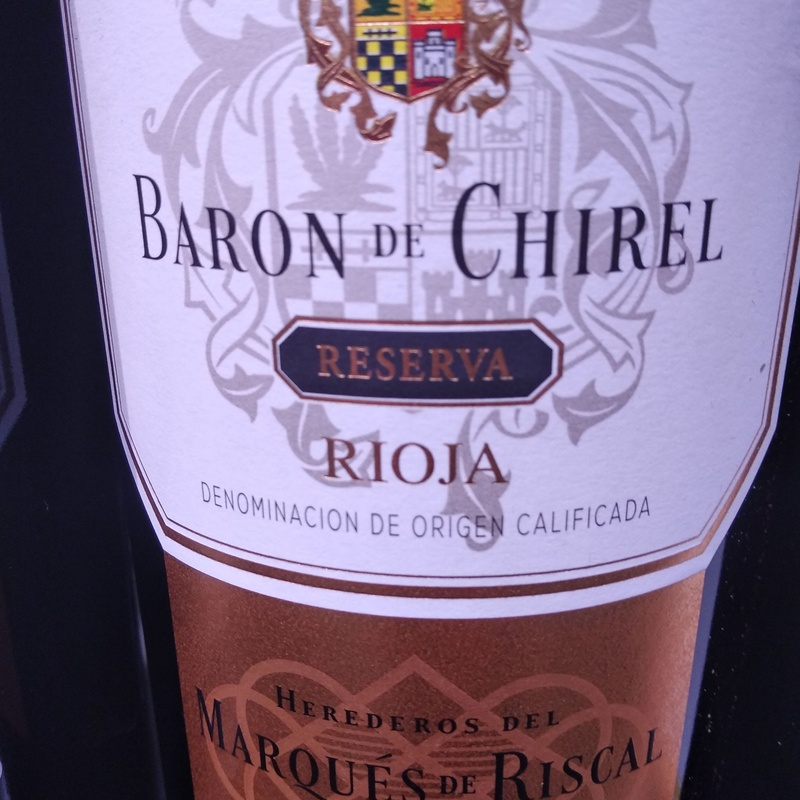 Vinos de Rioja en Bilbao