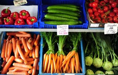 LLevar una dieta rica en vegetales disminuye la presión arterial