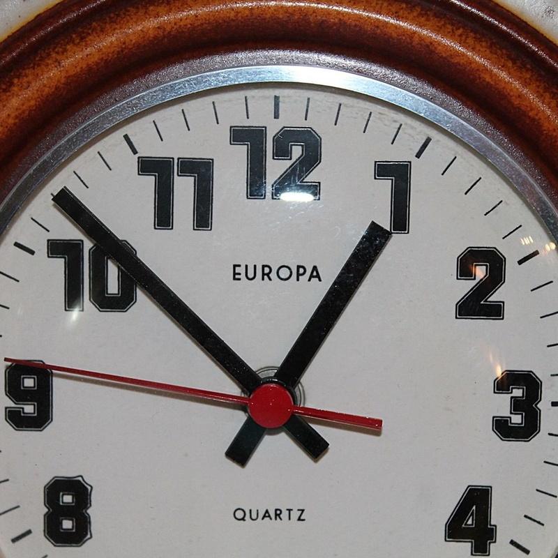 Reloj de pared EUROPA: Artículos  de Ruzafa Vintage
