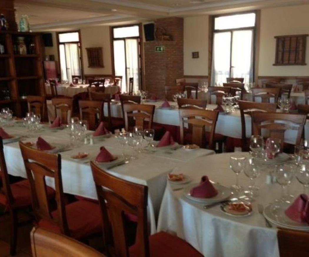 La organización en la celebración de banquetes
