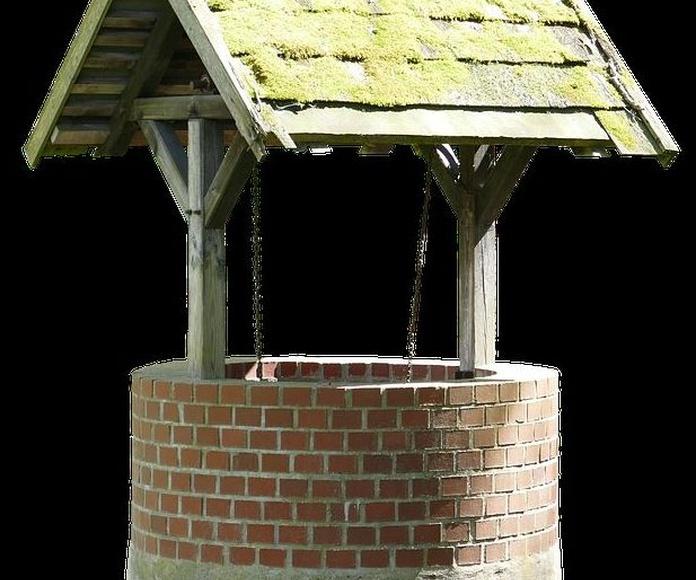 ¿De dónde surge el agua de un pozo?