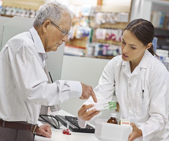 Indicación farmacéutica: Servicios de Farmacia Lorena Sierra