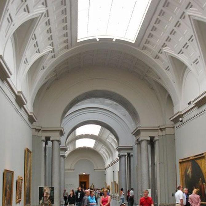 El traslado del Museo del Prado