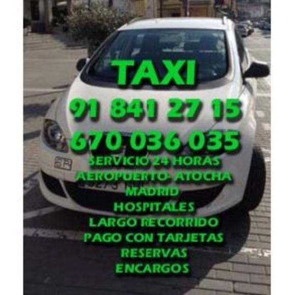 Prestamos servicio : Servicios de Taxis Norte