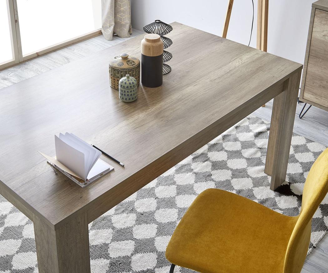 La mesa ideal