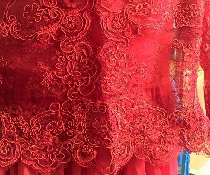 Tinte de todo tipo de prenda: Servicios  de Tintorería Anubis