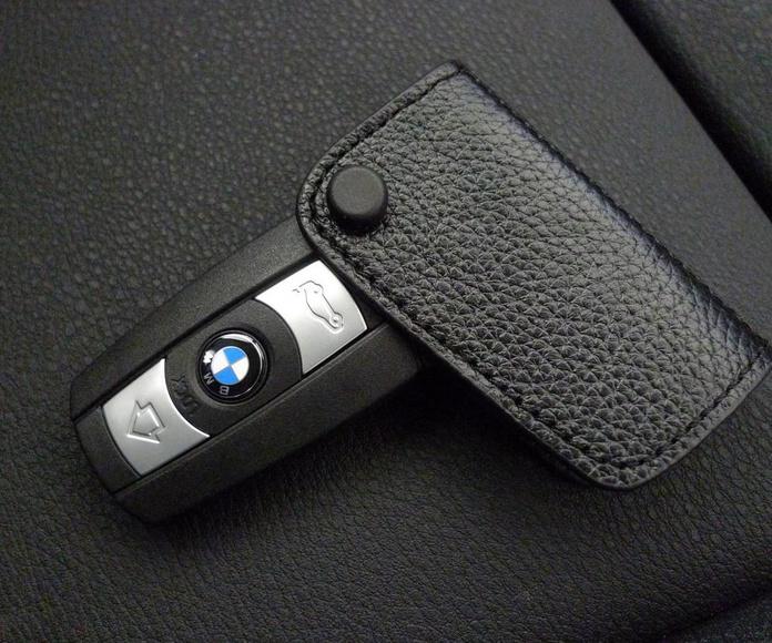 Duplicado de llaves de BMW