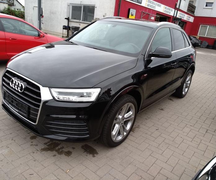 Audi Q3: Servicios  de Autotaxi Eliseo