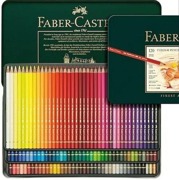 Polychromis de Faber Castel: Servicios de La Barba Blanca
