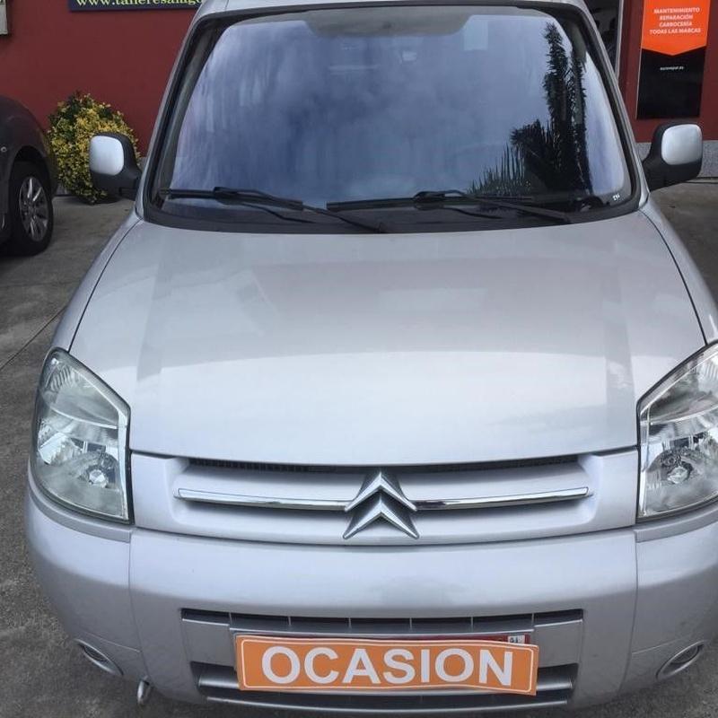 Citroën Berlingo 2.0Hdi 90CV Turismo:  de Ocasión A Lagoa