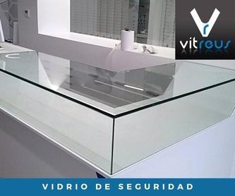 Cierres: Servicios de Vitreus - Vidres i Miralls