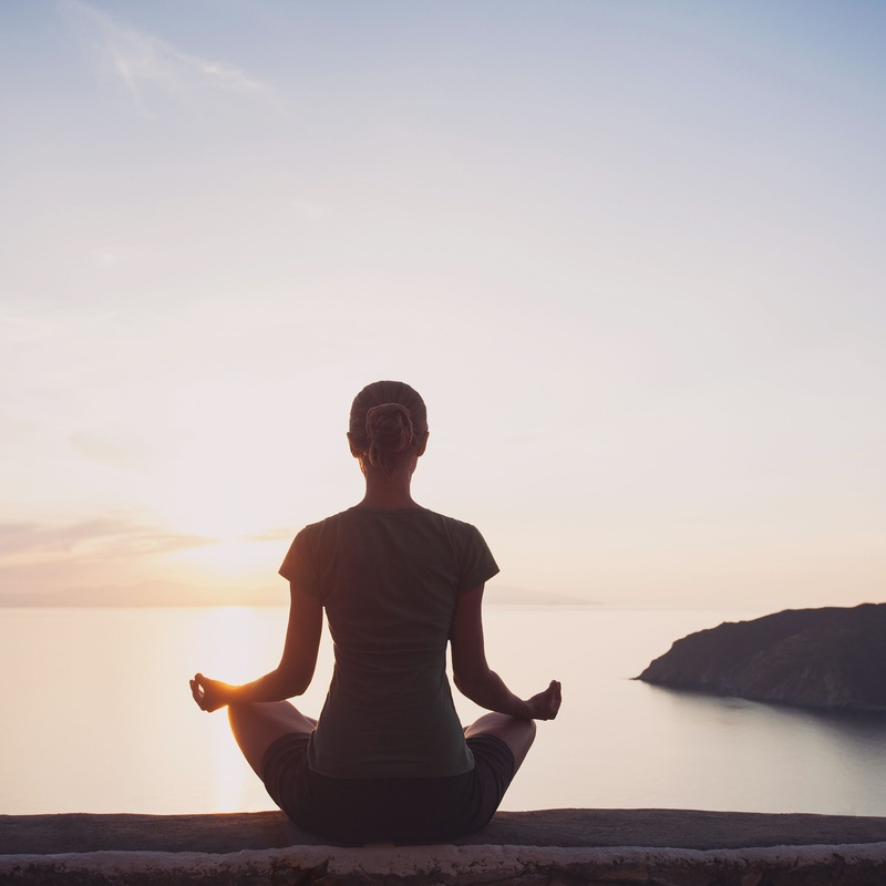 Meditación, relajación y sanación: Terapias de Saüc Salut