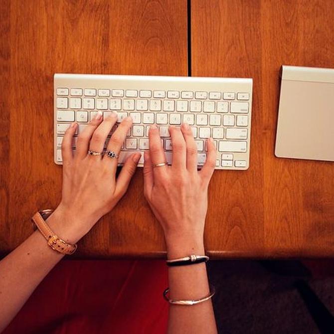 Cinco trucos para aprender a mecanografiar