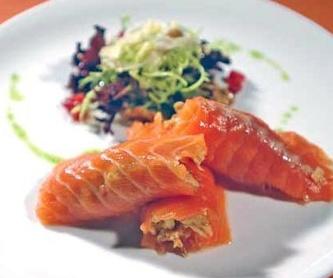 Carta de platos  para llevar estas Navidades: Cartas y menús de Restaurante Artebakarra