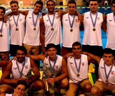 Javier Benávides, portero de bronce en la Copa COMEN